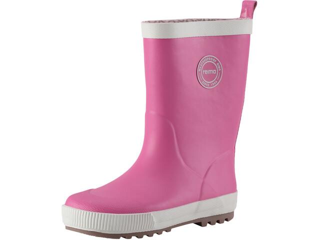 Reima Taika Botas de agua de goma Niños, candy pink